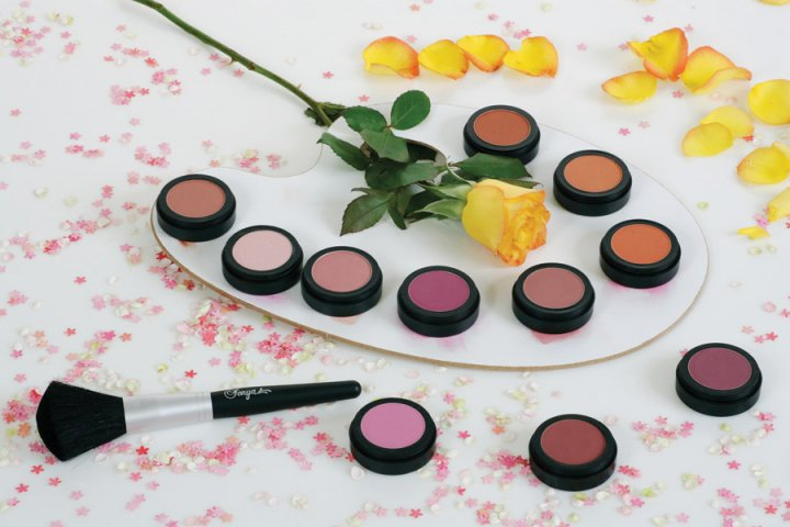 Eye Shadows - Očné tiene od Forever Living Products Slovensko